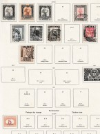 Libya     .     Page With Stamps - Libië