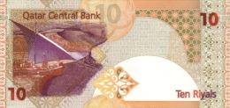 QATAR P. 22 10 R 2003 UNC - Qatar