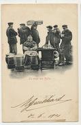 Les Halles La Soupe  Edit K.F. Kunzli  1901 - Straßenhandel Und Kleingewerbe