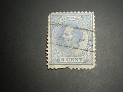 PAYS-BAS  1872-88  Obliteration Griffe   Classique  Stamp - Gebruikt