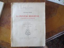 I. D. Stefanescu 1928-  L'Evolution De La Peinture Religieuse En Bucovine Et En Moldavie - Art
