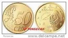 VF MOEDA  DE 50 CENTIMOS  DE ESPANHA 2003 - España