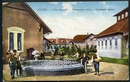 Ilidze, Ilidza, Sprudel, Sumporno Vrelo, Um 1915. Sarajevo - Bosnie-Herzegovine