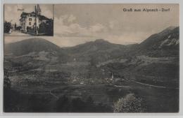 Gruss Aus Alpnach-Dorf - Post - Photo: Bär - NW Nidwalden