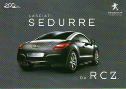B 853 - Trasporti, Sport, Automobilismo, Peugeot - Passenger Cars
