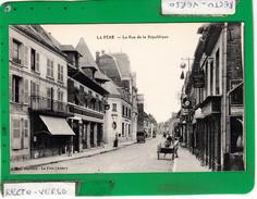 LA FERE  RUE DE LA REPUBLIQUE - Other Municipalities