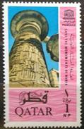 QATAR 1965 Proteccion De Los Monumentos Nubios. NUEVO - MNH ** - Qatar