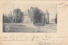 Province De Luxembourg - Château De Gomery (Nels, 1900...pli Diagonal) - Virton