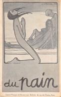 THEMES - ALIMENTATION / Carte Illustrée - Du Pain - Otros