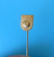 FINLAND FOOTBALL FEDERATION ( SPL-FBF 1907 ) Old Pin Badge * Fussball Calcio Anstecknadel Distintivo Soccer Association - Football