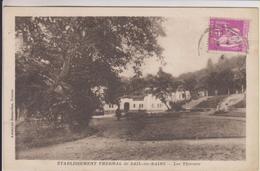 D42 - SAIL LES BAINS - ETABLISSEMENT THERMAL - LES THERMES - Francia