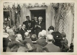 JARDIES 1912 ANNIVERSAIRE DE GAMBETTA DISCOURS DE MR MILLERAND MINISTRE DE LA GUERRE - Famous People