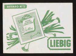 Buvard  -  POTAGE LIEBIG - Sopas & Salsas
