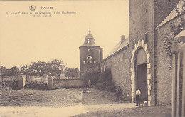 Housse - Le Vieux Château Des De Woelmont Et Des Hautepenne (animée, Photo Nélissen) - Blegny