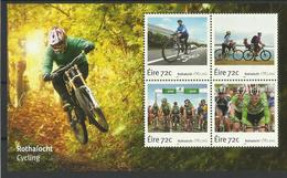 IRELAND 2016  CYCLING   MNH - 1949-... Republiek Ierland