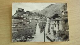 ITALIA TRENTINO CARTOLINA DA STENICO TRENTO FORMATO GRANDE VIAGGIATA - Trento