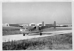 Photo Originale Avion Nord Atlas (18cm X 13cm)  (bon Etat) - 1946-....: Ere Moderne