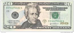 USA - Pick 521  - 20 Dollars 2004  - XF++ - Bilglietti Della Riserva Federale (1928-...)