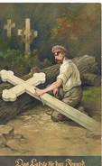 F Duits Leger Armee Allemende German Army - Oorlog 1914-18
