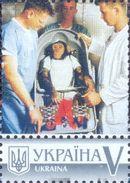 Ukraine 2017, Space, Monkey, 1v - Ukraine