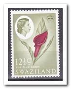 Swaziland 1962, Postfris MNH, Flowers - Swaziland (1968-...)