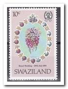 Swaziland 1981, Postfris MNH, Flowers - Swaziland (1968-...)