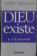 Dieu Existe Je L'ai Rencontré 1969 - Religion