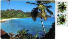 SEYCHELLES   MAHÉ  Anse Intendence  Nice Stamps Bat - Seychelles
