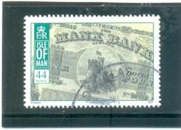 2008 ILE DE MAN Y & T N° 1458  ( O ) Manx Bank - Isola Di Man