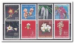 Thailand 1967, Postfris MNH, Flowers - Thailand