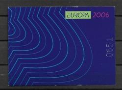 2006 MNH Bulgaria Booklet - 2006