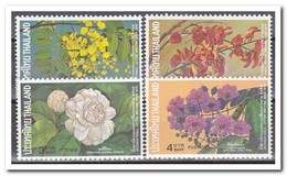 Thailand 1974, Postfris MNH, Flowers - Thailand