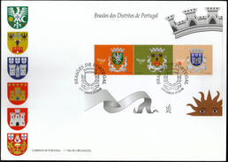Portugal 1996 / Coat Of Arms - Covers
