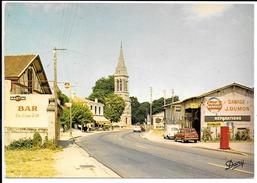 Saint-Jean-d'Illac. - L'Eglise Et Le Centre De Saint-Jean-d'Illac. - Autres Communes