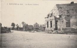 CPA Dép. 62 - Bapaume En 1919 - La Route D'Albert. - Bapaume
