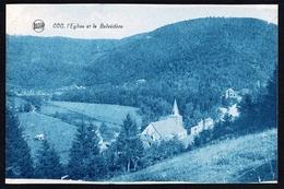 COO - L'Eglise Et Le Belvédère - Non Circulé - Not Circulated - Nicht Gelaufen. - Stavelot