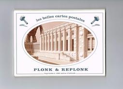 Les Belles Cartes Postales . Plonk & Replonk - Album - 11x Cartes Postales -humoristique - GE Genève