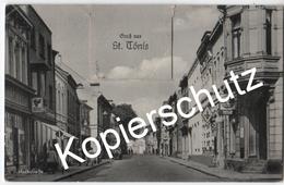 Gruß Aus St. Tönis 1955, Hochstraße - Leporello (z5207) - Unclassified