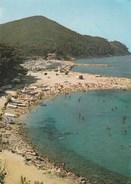 Dép. 83 - St CYR LES LECQUES. - La Madrague - Sa Plage - Son Port. Bandol. N° 13 432. Voyagée 1988 - Saint-Cyr-sur-Mer