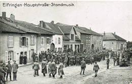F Duits Leger Armee Allemende German Army ELFRINGEN - Guerre 1914-18