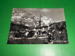 Cartolina Valle D' Aosta - Valtournanche 1958 Ca - Italy