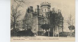 CUSSAC - Château LA CHESNAYE SAINTE GEMME - France