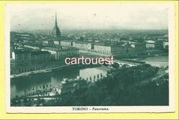 CPA ITALIE  Torino Panorama 1933 - Viste Panoramiche, Panorama