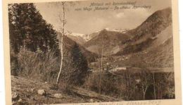 CPA - MITTLACH (68) - Aspect De La Maison Forestière Herrenberg Sur La Route De Metzeral Dans Les Années 30 - Frankrijk
