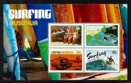 Surfing Australia, Bloc-feuillet Neuf ** D'Australie - Jet Ski