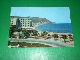 Cartolina Pietra Ligure - Hotel Stella Maris 1960 - Savona