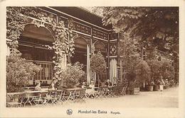 Ref U178- Mondorf Les Bains - Pergola  - Edit Nels   - Carte Bon Etat  - - Mondorf-les-Bains
