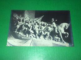 Cartolina Castelfidardo - Monumento Ai Liberatori Delle Marche E Dell'Umbria '12 - Ancona