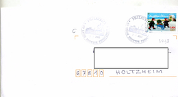 Lettre Cachet Lyon Philatelie - Storia Postale