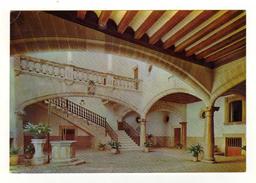 Cpm N° B395 PALMA DE MALLORCA Paio De La Casa Oleza - Palma De Mallorca